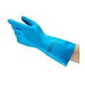 Ansell 37-501 VersaTouch Blue Nitrile Gauntlets [144]
