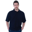Ultimate UCC003 50/50 Pique Polo Shirt Navy