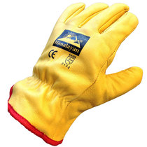 Himalayan H310 Leather Lined Drivers Gloves