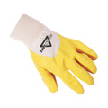 Keepsafe Yellow Nitrile Palm Coated Gloves