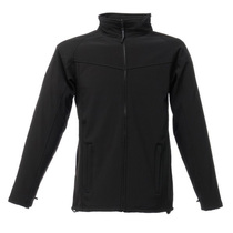 Regatta Uproar Interactive Softshell Jacket Black