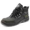 Beeswift Click Black Leather Hiker Boot S3 SRC