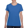 Gildan 5000L Ladies Heavy Cotton T-shirt Royal Blue