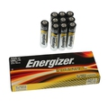 Energizer Industrial Type AAA Batteries Pack of 10