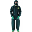 Ansell Microchem 4000 Coverall with Hood GR40T-00111