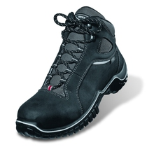Uvex 6984-8 Motion Light Black Lace Up Boot S1 SRC ESD