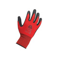 Keepsafe T-Touch Nitrile Foam Protective Gloves