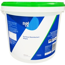 Pal TX Surface Disinfectant Wipes 1500