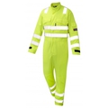 ProGARM 7480 Arc Hi-Vis Yellow Coverall Reg Leg