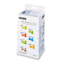 uvex 2124-003 Xact Fit Dispenser Refill Box [400 Pairs]