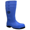 Anvil Zevaz Blue Slip Resistant Safety Wellingtons SB SRC