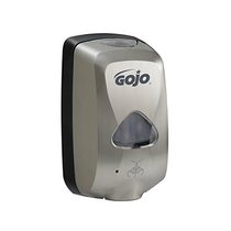Gojo TFX 1200ml Touch Free Dispenser Metallic 2799-12