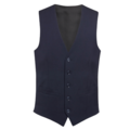 Brook Tavener Capital Waistcoat Navy Reg Length 1300A