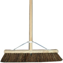 Bassine Broom Complete 18''