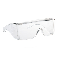 Honeywell 1002221 Armamax AX1H Clear Eyeshield [10]