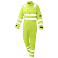 ProGarm 7480 Arc Coverall Hi-vis Yellow Tall Leg
