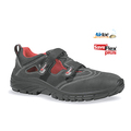 U-Power Scandy Black Velcro Shoe S1P SRC It