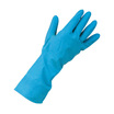 Blue Rubber Household Gloves