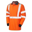 ProGarm 5290 Arc Hi-Vis Orange Polo Shirt