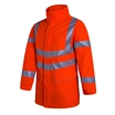 Future JK525 Orange Ripstop Breathable Jacket
