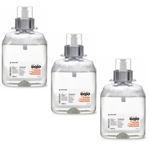 Gojo 5179-03 Antimicrobial Foam Handwash FMX Refill [3x1250ml]