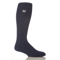 Heat Holders Lite Mens Thermal Long Socks Navy