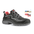 U-Power Granite Black Leather Safety Shoe S3