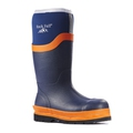 Rockfall RF290 Silt Blue Neoprene Safety Wellington S5 SRC