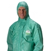 Lakeland ETO428 Tomtex Type 3/4 Green Chemical Coverall