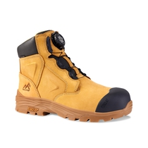 Rock Fall RF610 Honeystone Waterproof  Boa Safety Boot S3 SRC