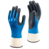 Showa 377 Fully Coated Nitrile Glove