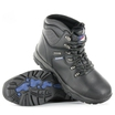 Himalayan 5200 Black Leather Waterproof Boot S3 SRA