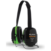 Alpha Sota N4 Neck Banded Ear Defender