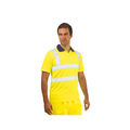 KeepSAFE High Visibility Short Sleeve Polo Shirt