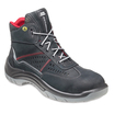 Steitz Mens Esd Black Boots S1