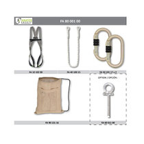 FA8000100 Basic Restraint Harness Kit