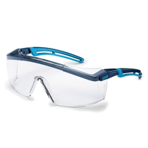 Uvex 9164-187 Astrospec 2.0 Clear Lens Spec