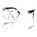 Meteor Clear Lens Safety Glasses