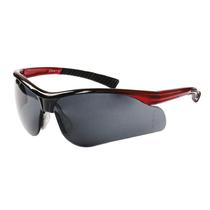 Solar 2-tone Frame Smoke Lens Safety Glasses