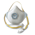 Moldex 3505 Airplus Valved Mesh FFP3 NR Mask Pack 5