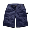 Dickies Grafter Navy/Black Cotton Shorts