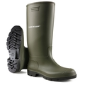 Dunlop Pricemaster Non Safety Wellingtons Green