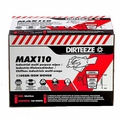 Dirteeze MAX110B160 Max 110 Heavy Duty Box [160 sheets]