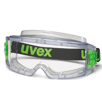 Uvex Ultravision Clear Lens Safety Goggles 9301-105