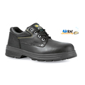 U-Power Mustang Black Leather Safety Shoe S3