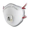 3M 8833 Comfort Valved Disposable FFP3 Respirator Pack 10