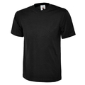 Uneek UC301 Classic Black 100% Cotton T-Shirt 180g