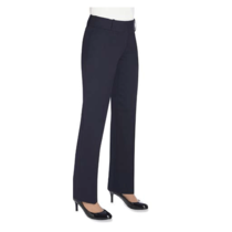Brook Tavener Dorchester Trouser Navy Reg Leg 29'' 2232A