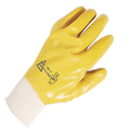 Keepsafe Nitrile Fully Coated Knit Wrist Gloves
