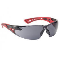 Bolle Rush+ Smoke Lens Safety Specs RUSHPPSF